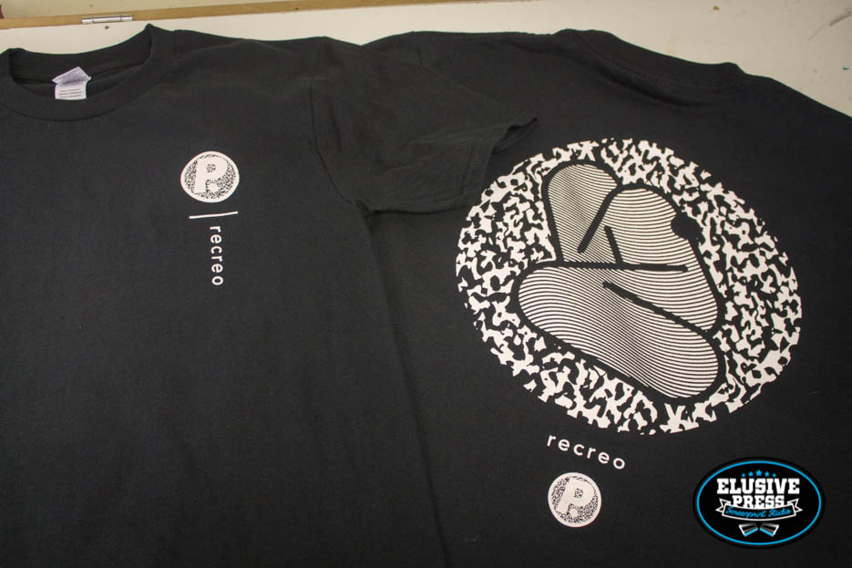 t shirt printing for recreo