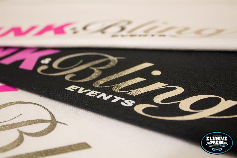 Top Gold and silver foil printing TC35