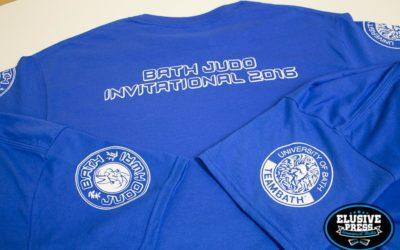 Bath Univercity Judo Team