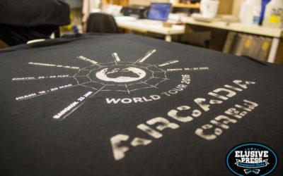 Arcadia World Tour