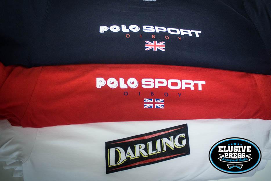 Oiboy 'Polo Sport'