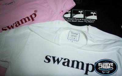 'Swamp Breed' Independent Bristol T Shirt Printing Brand