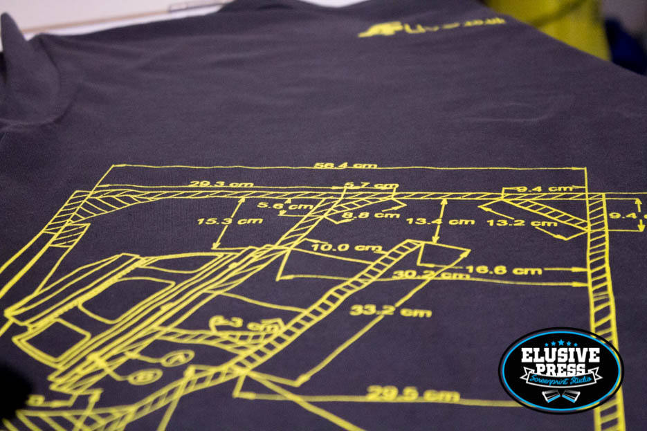 t shirt screen printing bristol