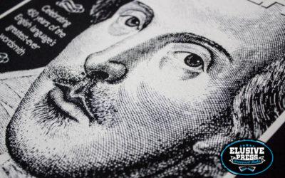 Shakespeare Magazine T Shirt Printing