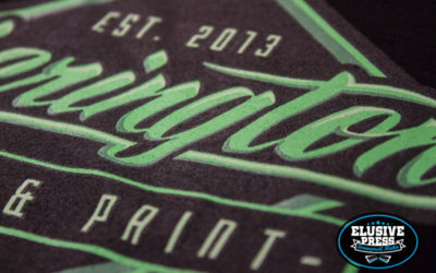 4 Colour Hoody And T Shirt Printing For 'Tytherington'
