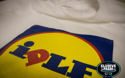 3 Colour T Shirt Printing for 'Oiboy' Clothing Brand