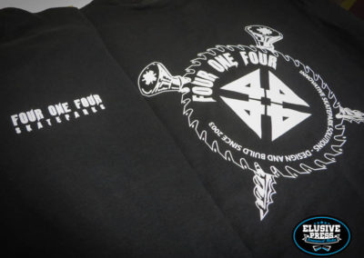 bristol t-shirt printers single color printing
