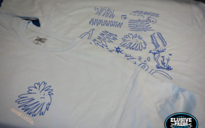 Custom T Shirt Printing For Independent brand 'Remb Lucia'